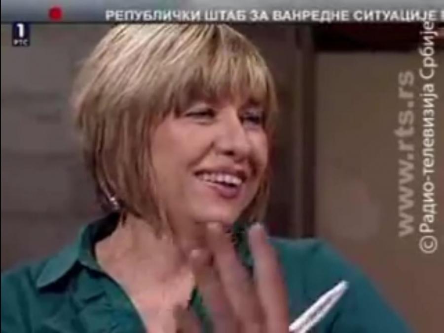 Balkanskom ulicom RTS - Dr Aleksandra Mladenović i dr Mima Fazlagić 26.02.2012.
